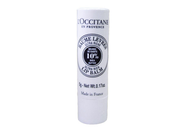 L'Occitane Shea Butter Lip Balm