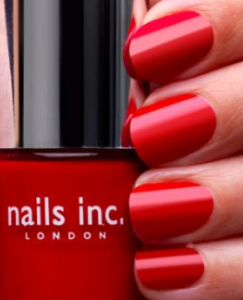 Nails Inc St James
