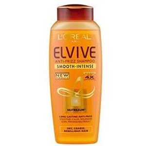 L'Oreal Elvive Smooth-Intense Anti-Frizz Shampoo