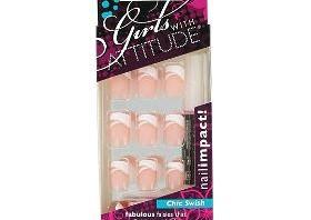 Girls With Attitude False Nails