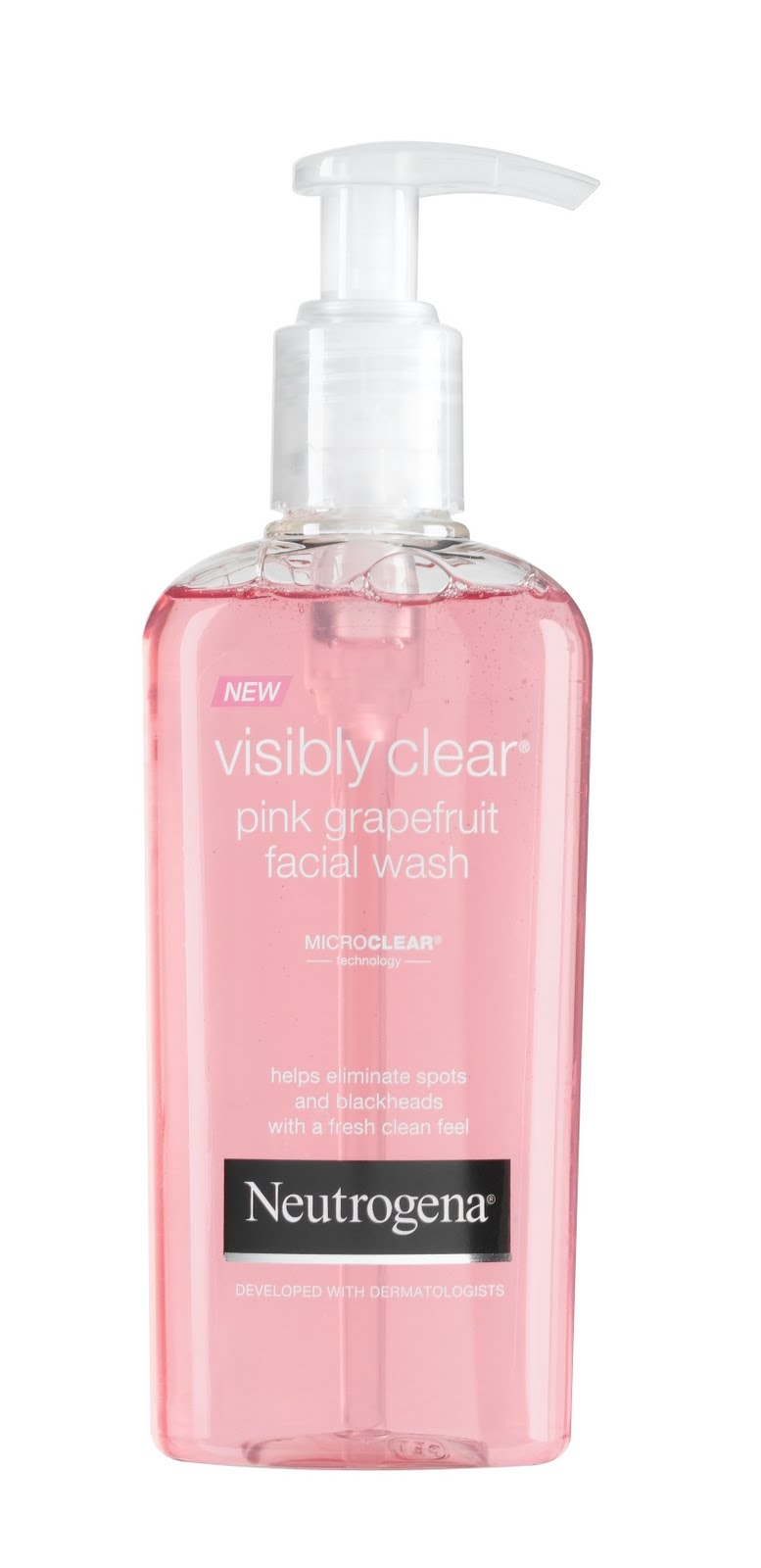 Neutrogena Visibly Clear Pink Grapefruit Facial Wash