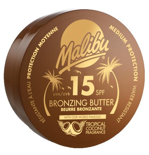 Malibu Sun Bronzing Butter SPF15