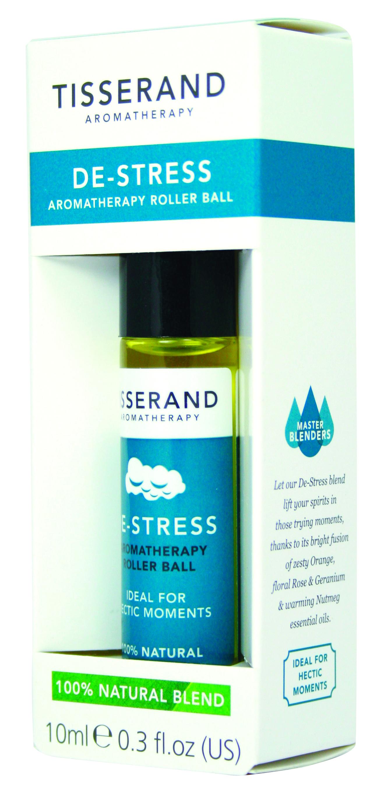 Tisserand De-Stress Aromatherapy Roller Ball