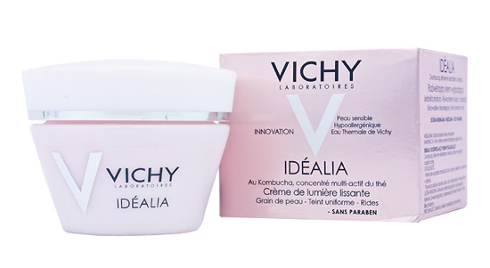 Vichy Idealia Smoothing & Illuminating Cream (Day Cream)