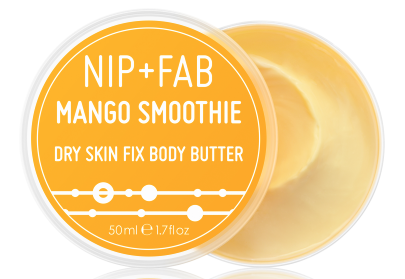 Nip+Fab Mango Smoothie Dry Skin Fix Body Butter