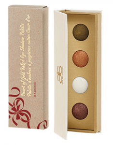 Arbonne Heart of Gold Baked Eyeshadow Palette
