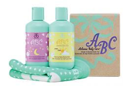 Arbonne ABC Bathtime Set