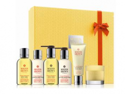 Molton Brown Orange & Bergamot Range