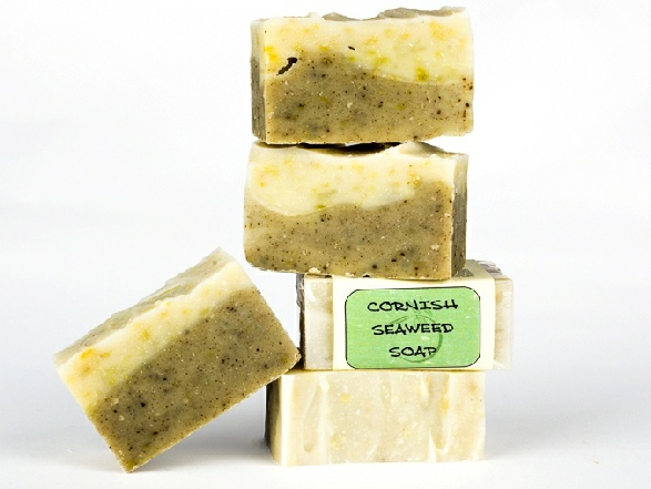 Sapooni Cornish Seaweed Soap