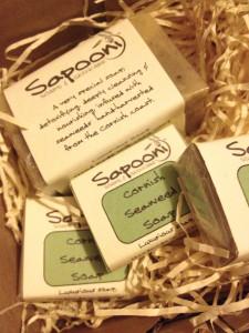 Sapooni Cornish Seaweed Soap