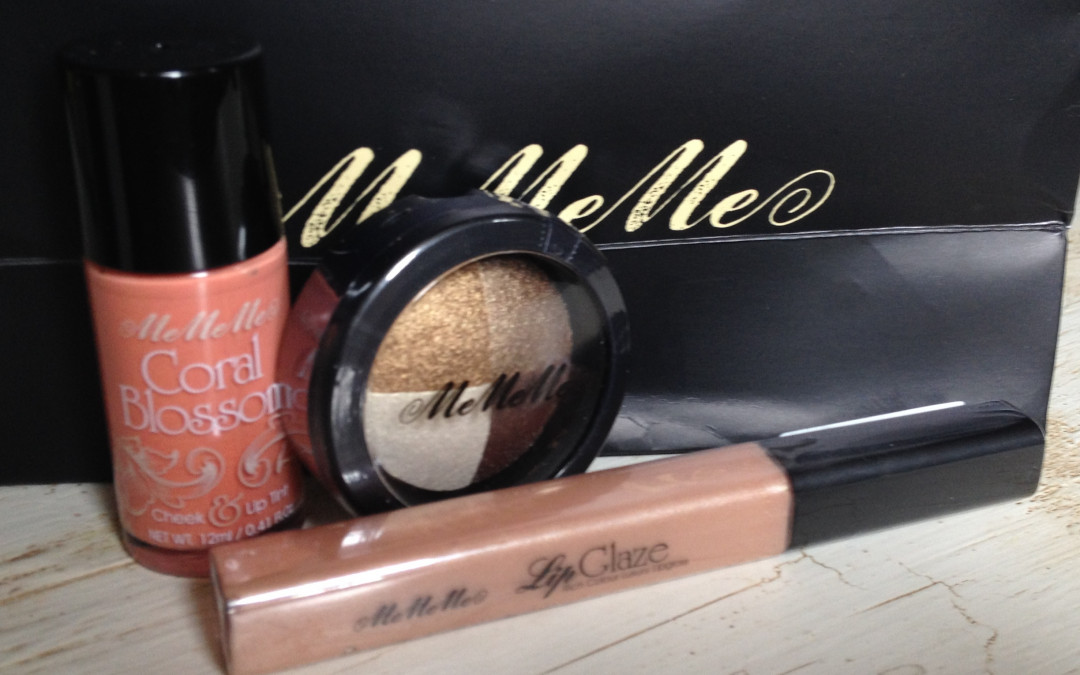 New Products from MeMeMe Cosmetics