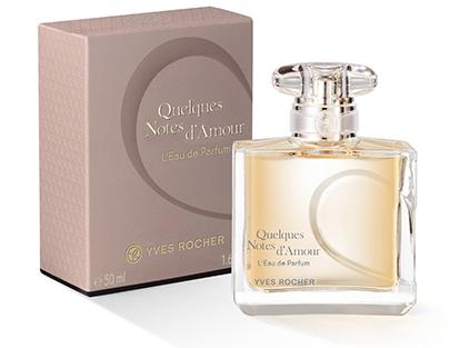 Yves Rocher Quelques Notes d'Amour Eau de Parfum