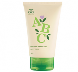 Arbonne Abc Nappy Rash Cream Beautyreviews